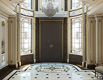 Heavy Classic hallway &kitchen