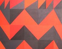 Miles Allen-Neo Gallery,  Fortitude Valley - Nov 2004