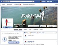 Facebook - Araranguá, SC - Minha Cidade