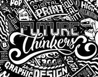 Future Thinkers Typography