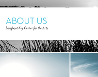 Longboat Key Center for the Arts Fall/Spring Brochures