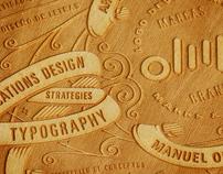 PopArt typeface puzzle