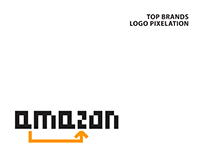 TOP BRANDS LOGO PIXELATION - Part 02