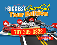 BIGGEST AUTOSALE