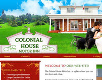 Colonial House Motor Inn