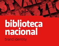 biblioteca nacional | brand identity