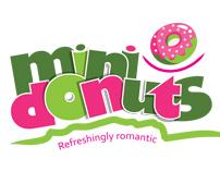 Mini Donuts Logo