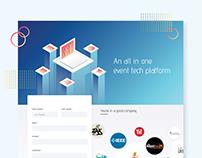 An all-in-one Event Tech Platform
