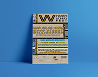Wilkinsburg Two-Way Street Fest Branding & Identity