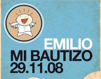 Invitacion Emilio