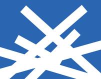The new Greek flag