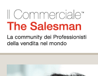 Il Commerciale The Salesman Redesign