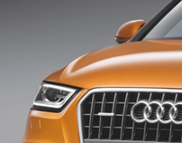Audi Q3 YouTube Special