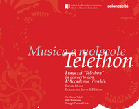 Musica e Molecole 5: Benefit for Telethon