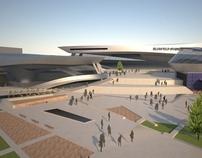 blumfield stadium- final project