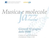 Musica e Molecole 6: Jazz