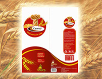 Bread package and Logo