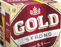 Gold Strong & Extra - Packaging