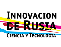 Innovations in Russia forum in Madrid logo