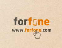 Moble App Promotion Video: forfone