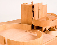 Villa Saracena Residence - Museum Exhibition Model