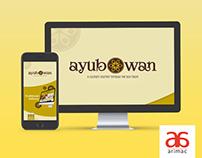 Ayubowan Website Design