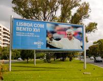RECEPTION OF THE POPE BENEDICT XVI