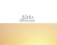Web Site Design for Alrio