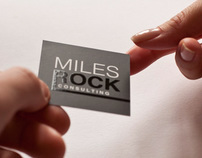 Milesrock Business card