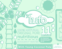 Lufo Coconut Milk