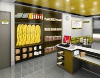 Digital Retouch & Interior Design