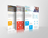 Corporate Agency Flyers