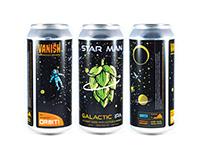 Star Man Galactic IPA