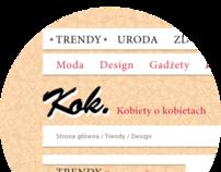 Kok. website