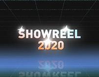 Motionzhuke Showreel 2020