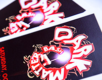 Event Branding - Dark Matter Bash