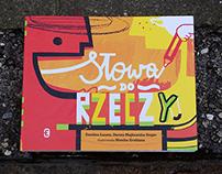 SŁOWA DO RZECZY children's book