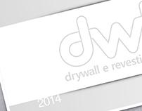 Presentation Book DWT Drywall e Revestimentos