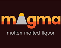 Magma Molted Malted Liquor