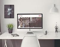 Videographer Studio Web Design