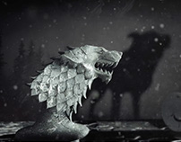 Game of Thrones Stark Promo