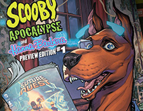 Scooby Apocalypse & Hanna-Barbera Preview