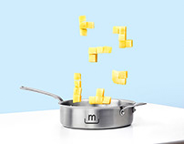 DON'T PLAY WITH YOUR FOOD | MADE IN COOKWARE