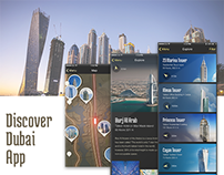 Discover the Most City Dubai app