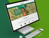 Halfash integrated Farms Limited Presentation Design