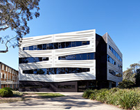 Australian National University Hedley Bull Building