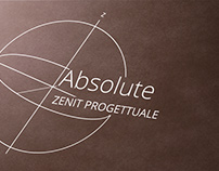 PM Serramenti - Absolute: logo e brochure
