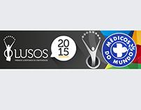 2ª Lugar PRÉMIOS LUSOS. Médicos do Mundo. Redes sociais