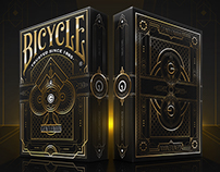 BICYCLE : GENTLEMAN Playing Cards