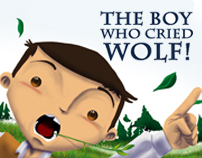 Book: The Boy Who Cried Wolf